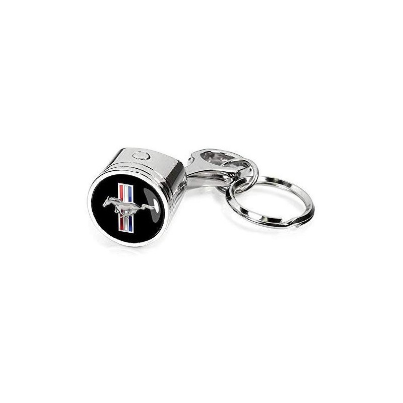 Porte clé Mustang pony piston