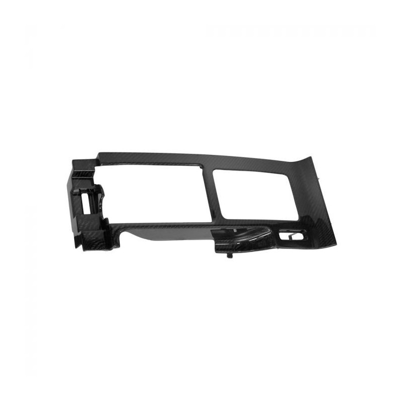 Console centrale Carbone Mustang 2010-14