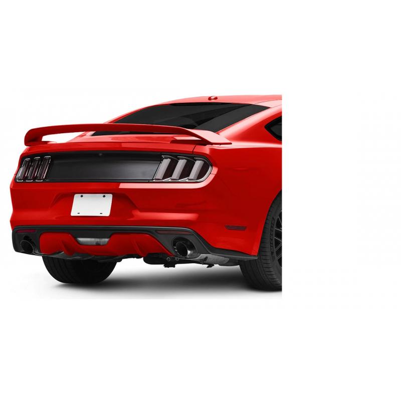 Aileron arrière style GT350R à peindre mustang 2015-19