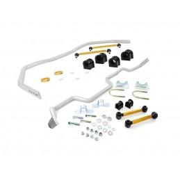 Kit complet barres stabilisatrices  Whiteline Mustang 2005-14