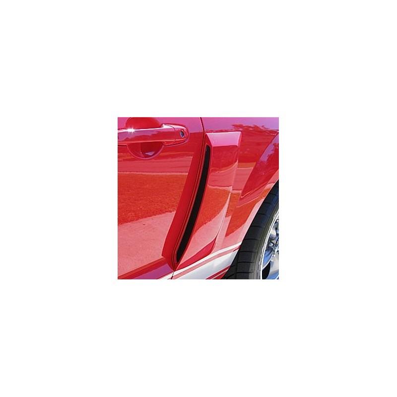 Prise d'air latérale Mustang 2010-14 à peindre
