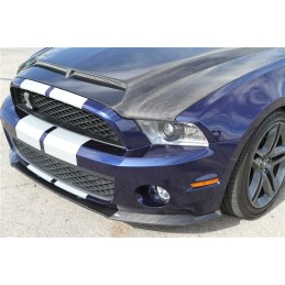 Lame avant carbone Trufiber Shelby GT500 2010-14