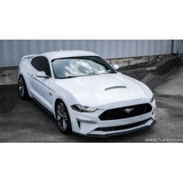 Capot Trufiber A72 RAM AIR Mustang 2018-20