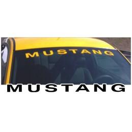 Bandeau de parebrise MUSTANG