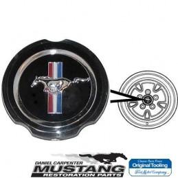 Centre de roue Mustang 1970-73