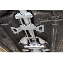 Cage de sécurisation d'arbre de transmission Mustang 2005-10