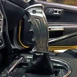 Pommeau Alu Style crosse Mustang 2015-20 Automatique