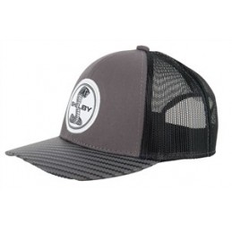 Casquette grise carbone signature Shelby