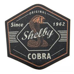 Sticker Original Shelby Cobra
