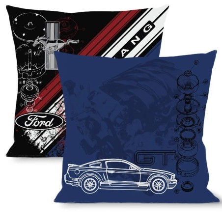 Coussin Mustang