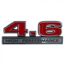 Logos d'aile 4.6 High Performance Mustang (paire)