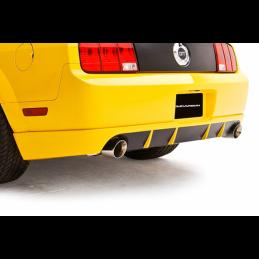 Diffuseur arrière 3D Carbon Mustang GT 2005-09