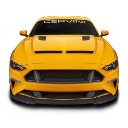 Capot Cervinis RAM AIR Mustang 2018-21