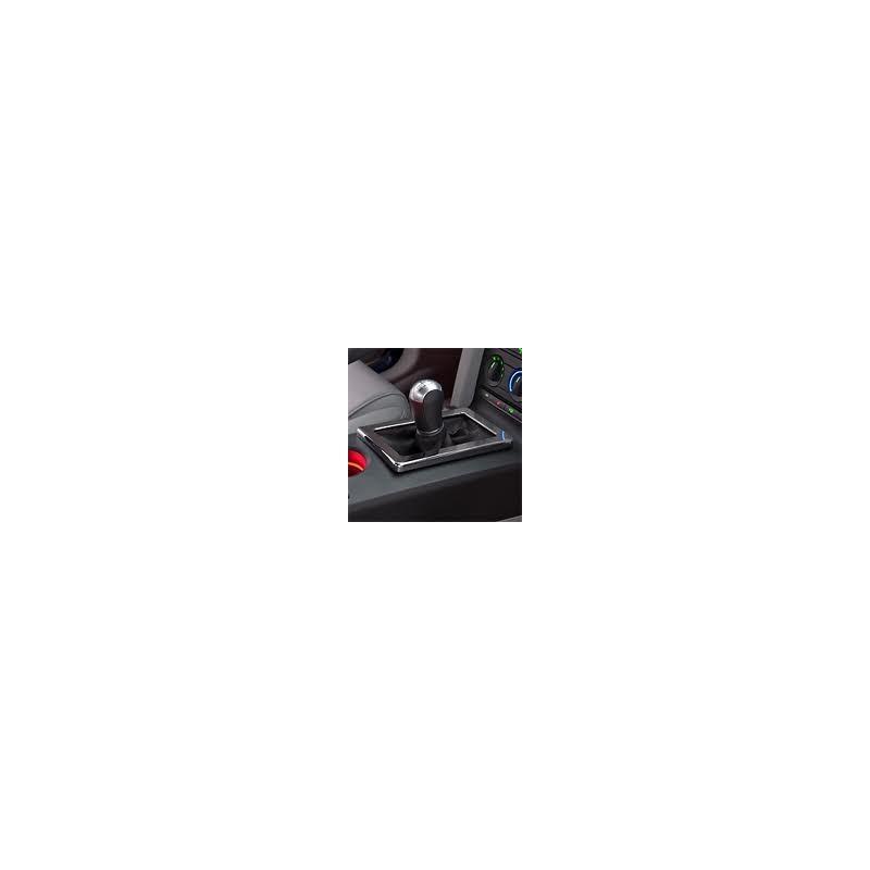Contour boite de vitesse manuelle chrome