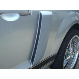 Prises d'air latérales peintes standard Ford Mustang 2005-09