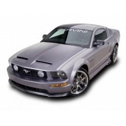 Capot Cervinis Concept RAM AIR Mustang 2005-09