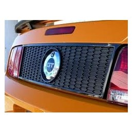 Panneau de coffre noir Honeycomb mustang 05-09