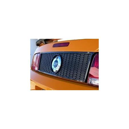 Panneau de coffre noir Honeycomb Mustang 2005-09