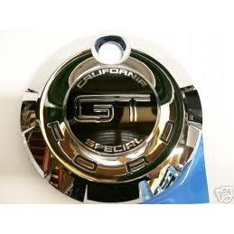 Emblème de coffre GT/CS